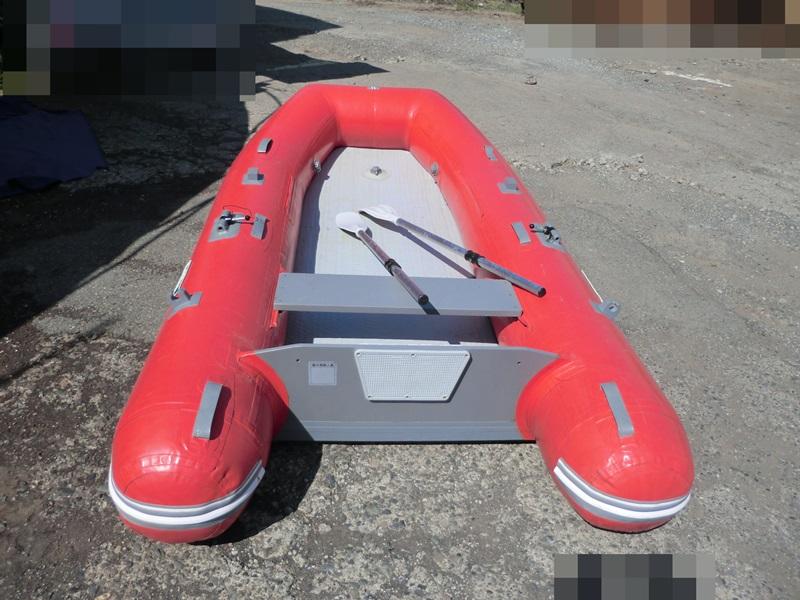 中古アキレスゴムボート